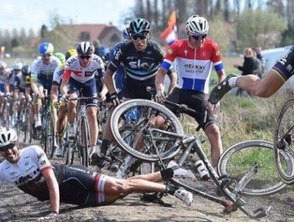Le lesioni nella pratica del ciclismo